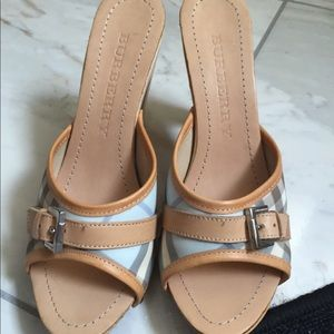 Burberry shoes new
